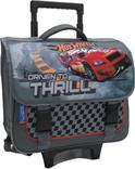 CARTABLE A ROULETTES HOT-WHEELS