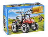 GRAND TRACTEUR AGRICOLE N° 6867. PLAYMOBIL