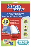 10 COUVRES-LIVRE ELBA MAGIC COVER