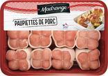 PAUPIETTE DE PORC MADRANGE