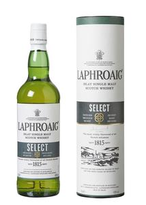 SINGLE MALT SCOTCH WHISKY LAPHROAIG 40°