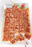 PIZZA 30 TOASTS JAMBON FROMAGE