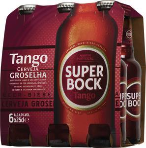 BIERE BLONDE SUPER BOCK TANGO 4°