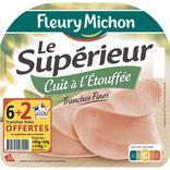 JAMBON LE SUPERIEUR CUIT A L'ETOUFFEE FLEURY MICHON