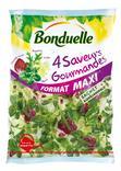 4 SAVEURS GOURMANDES BONDUELLE