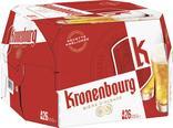 BIERE BLONDE KRONENBOURG 4,2°