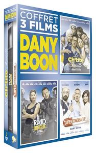 COFFRET DVD COMEDIE