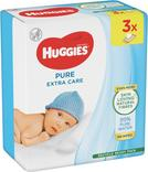 LINGETTES PURE EXTRA CARE HUGGIES