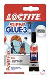 TUBE DE COLLE SUPER GLUE 3 POWERFLEX 3G LOCTITE