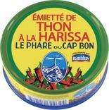 EMIETTE DE THON A LA HARISSA LE PHARE DU CAP BON